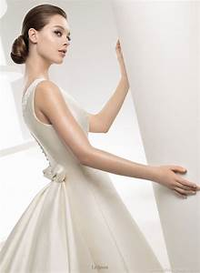 la sposa 2010 bridal gown collection structured wedding With structured wedding dress