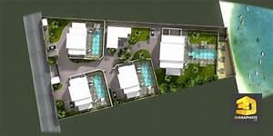 plan de masse illustrations pour l39architecture et l With plan d appartement 3d 3 une maison 224 toulouse