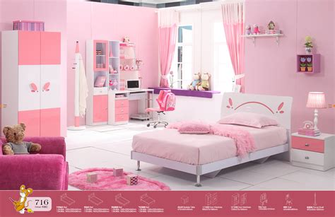 Girly Bedroom  Citi Furniture