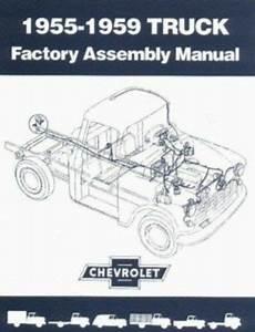 Chevrolet 1955  1956  1957  1958  U0026 1959 Truck Assembly
