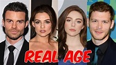 The Originals Cast Real Age 2018 Curious TV - YouTube