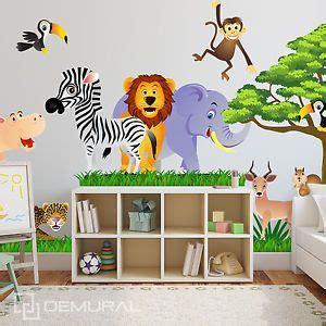 Wandtattoo Kinderzimmer Safari by Die Besten 25 Wandtattoo Kinderzimmer Tiere Ideen Auf