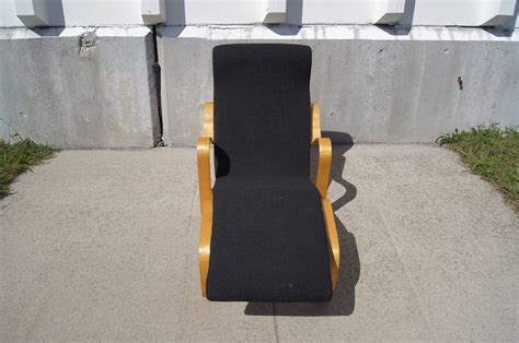 chaise marcel breuer chaise longue by marcel breuer for gavina for sale at 1stdibs