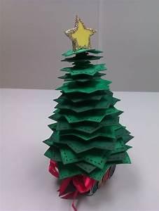 Weihnachtsbaum Basteln Papier : weihnachtsbaum selber basteln 25 ideen anleitungen ~ A.2002-acura-tl-radio.info Haus und Dekorationen