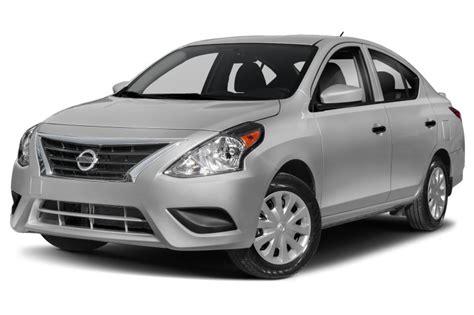 2018 Nissan Versa Information