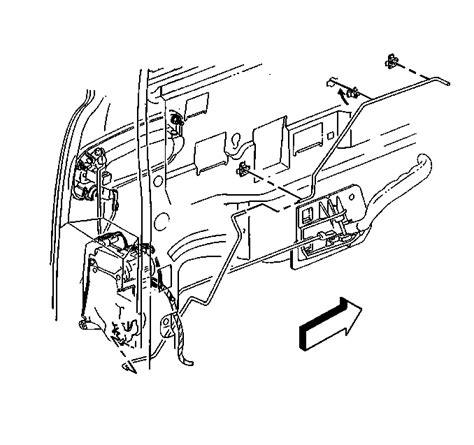2004 Chevrolet Avalanche Wiring Door by 2002 Suburban 1500 Driver S Side Power Door Lock The