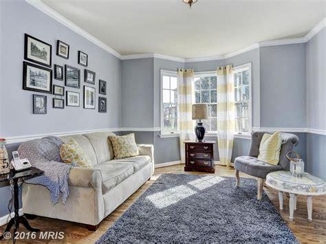 living room blue gray walls thecreativescientist