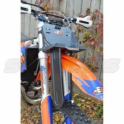 Chainsaw Mount Bike Dirt Engineering Enduro Holder