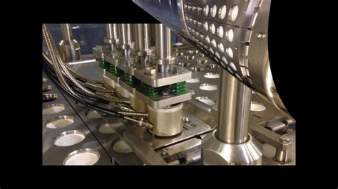 usa automatic  cup capsule filling  sealing machine high speed packaging machines