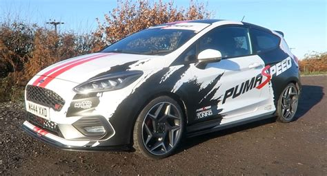 ford st mk8 tuning can the ford st handle a 245hp tune carscoops