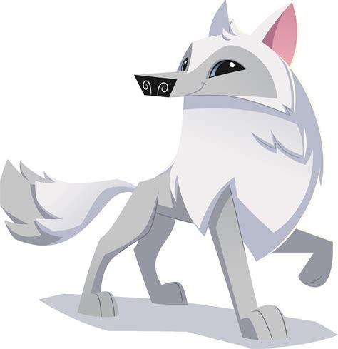 image renovated art arctic wolfpng animal jam wiki