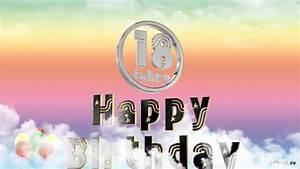 Geburtstagsbilder Zum 18 : geburtstagslied 18 jahre happy birthday to you lustiges ~ A.2002-acura-tl-radio.info Haus und Dekorationen