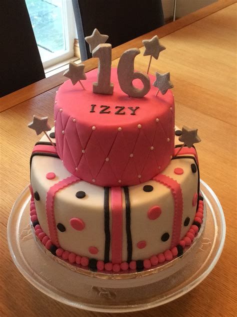 At cakeclicks.com find thousands of cakes categorized into thousands of categories. 16th Birthday cake   Cake, 16 birthday cake, Birthday cake