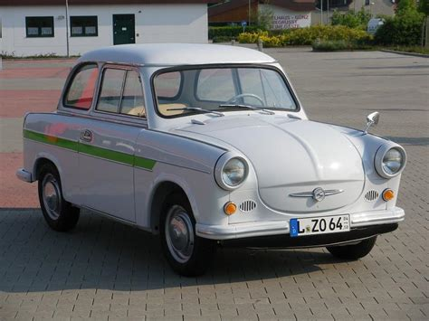 Trabant 600. MotoBurg