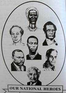 National Heroes - Jamaica Association of Montreal Inc.