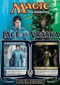 vraska the unseen duel deck duel decks jace vs vraska box set duel decks jace