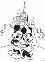 Printable Coloring Disney sketch template