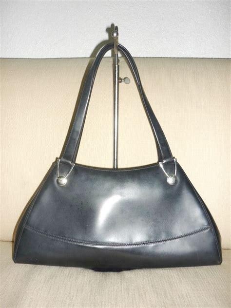 yus branded bag authentic braun buffel leather handbag