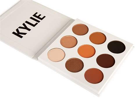 kylie jenner set de sombras ojos kyshadow bronze palette
