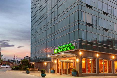 Wyndham Garden Long Island Citymanhattan View The