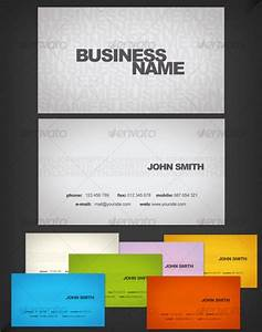Type size for business card images for Single business card template