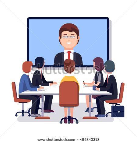 Meeting Stock Vectors, Images & Vector Art