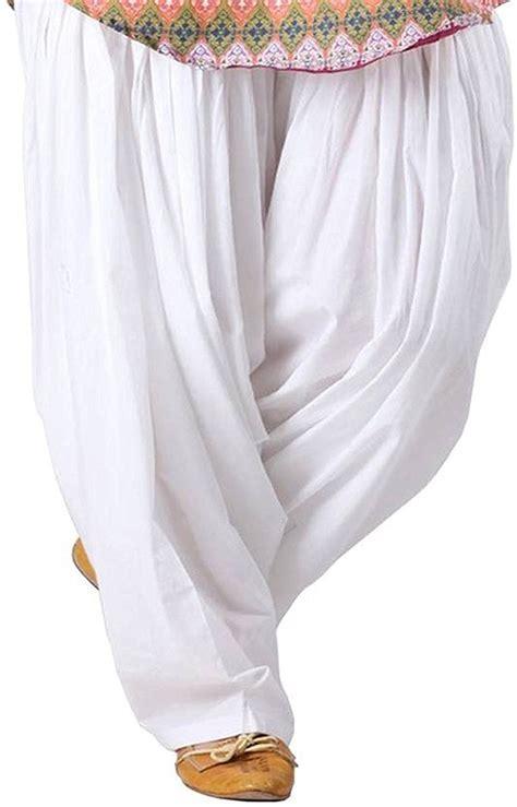 bottomline womens cotton patiala salwar combo cotton