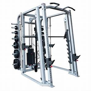 smith machine Outlaw Rack System total body trainer ...