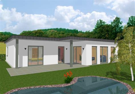 Haus Bauen Bungalowstil Preise by Markteinfuehrung Massivhaus L 252 Neburg Bungalow Bauen In