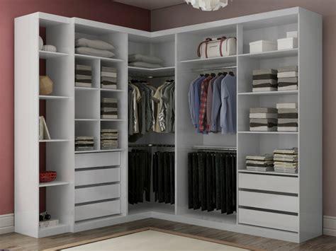 armoire d 39 angle alrik 2 portes l 232cm blanc
