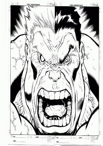 Coloring Hulk Pages Site Pdf Coloringhome