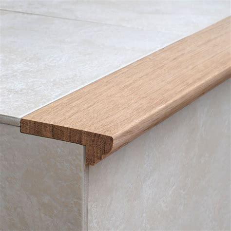 nez de marche en bois pour escalier nez de marche bois massif
