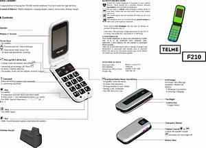 Emporia Telecom Usa F210 Gsm Mobile Phone User Manual
