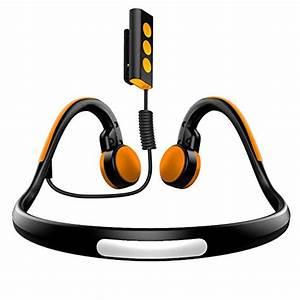 Bone Conduction Headphones  Hlqing Bluetooth Wireless