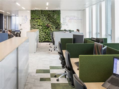 green office interior design 47 best office plants and green walls images on
