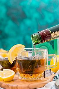 Hot Toddy Cold Remedy Drink Recipe
