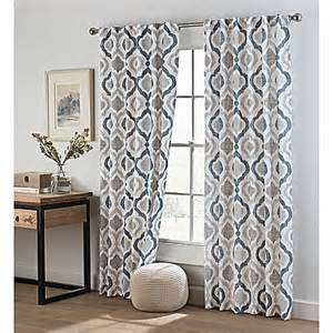 buy cambree ogee rod pocket back tab window curtain panel