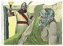 How old was Jeconiah when he became king in the Bible?