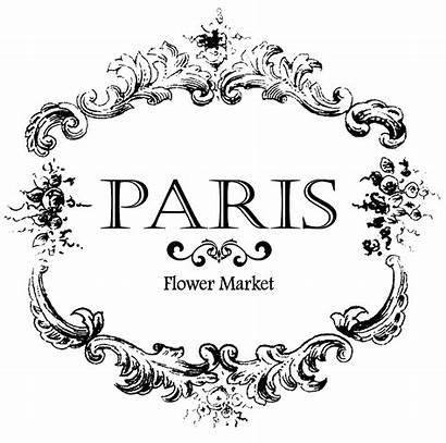 French Labels Label Ephemera Shabby Transfer Printable