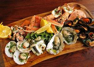 Image Gallery Seafood Plate