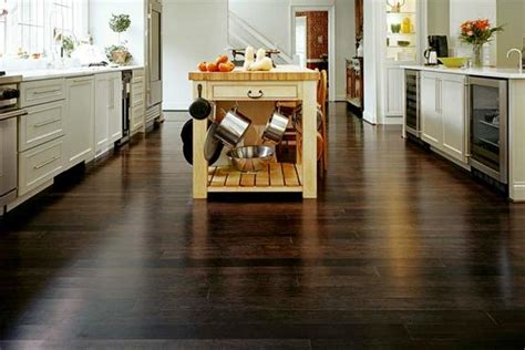 best kitchen flooring ideas best flooring for kitchen or practicality