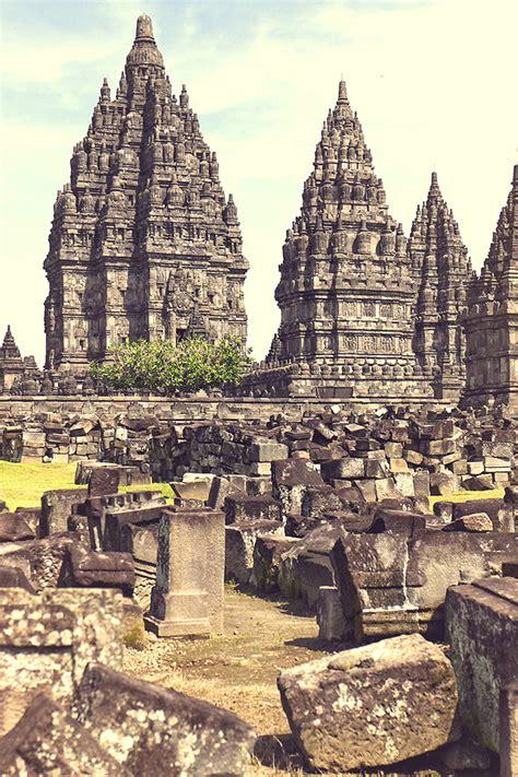 indonesia prambanan iphone wallpaper hd