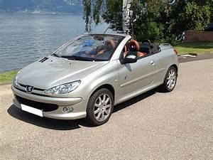 Peugeot 206 Cc Occasion : essai occasion 3000 km en peugeot 206 cc roland garros auto lifestyle ~ Gottalentnigeria.com Avis de Voitures