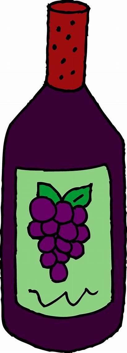 Clipart Wine Bottle Clip Personal Clipartion