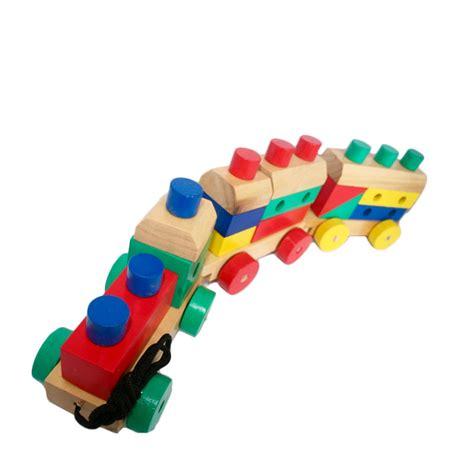jual mainan edukasi anak kereta kayu 5 in 1 mainan anak harga kualitas terjamin