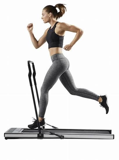 Treadly Treadmill Thin Ultra Thinnest Popsugar