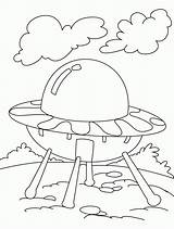 Ufo Coloring Pages Alien Worksheets Sheets Comments Ufos Aliens Lots Ancient Getcolorings Coloringhome sketch template