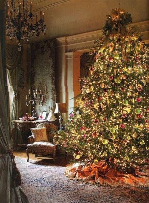 ahtheprettythings beautiful christmas trees beautiful