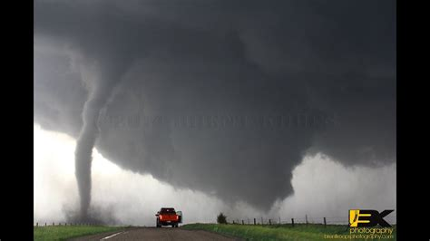 Pilger Wakefield Twin Tornadoes Life Cycles