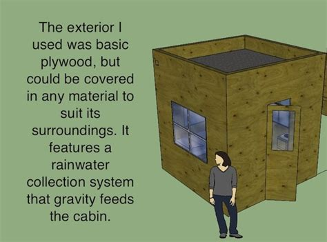tiny house design  hunter